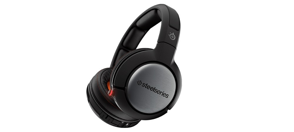 SteelSeries Siberia 840: more than a gaming wireless headset
